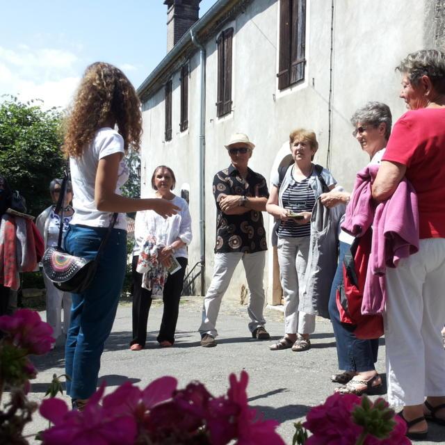 Visite guidée Sauveterre-de-Béarn