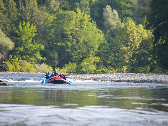 Rafting Sur Le Gave D'oloron