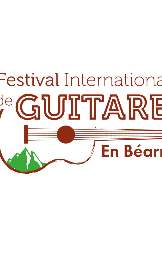 Logo Festival De Guitare Béarn Vf 04