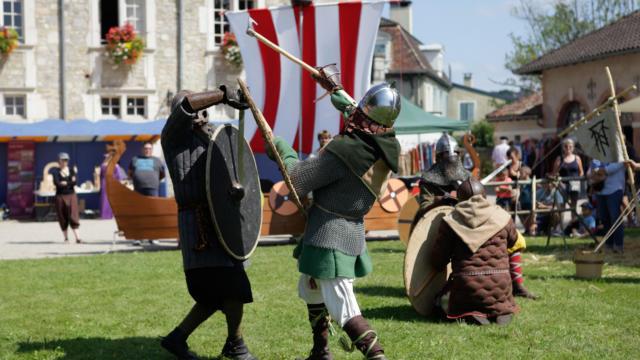 Les Médiévales à Sauveterre-de-Béarn