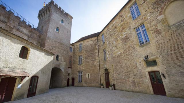 Le Château De Morlanne